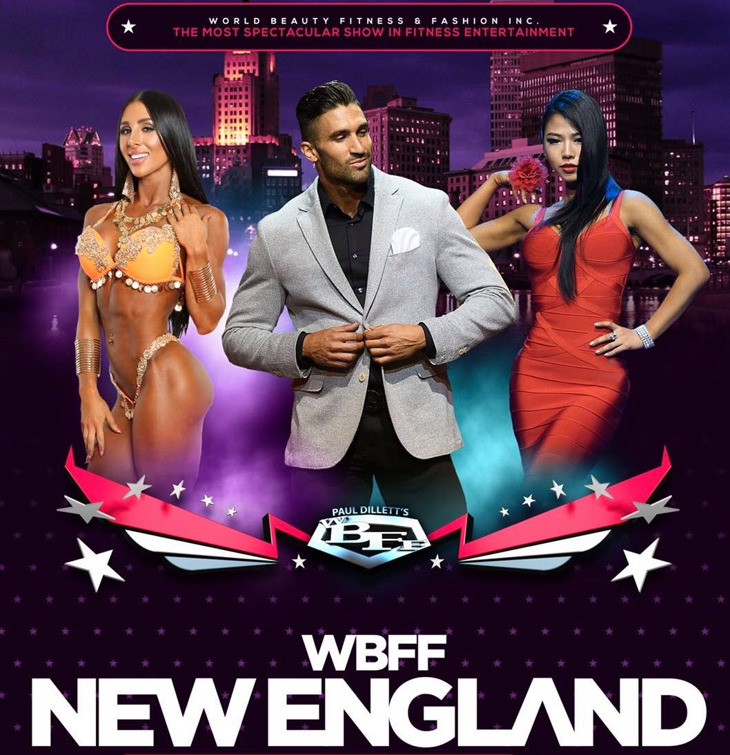 WBFF New England Fitness Weekend | WBFF Boston Championships