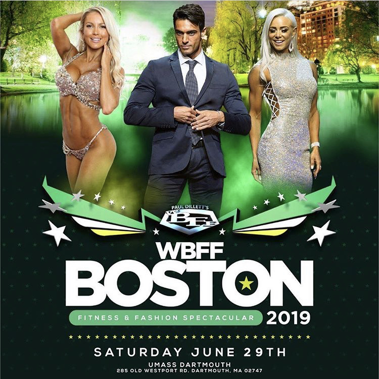 WBFF New England Fitness Weekend | WBFF Boston Championships